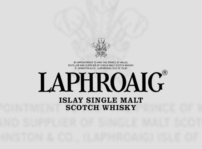 A duo of Laphroaig