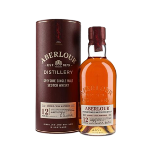 ABERLOUR 12 YEAR OLD WHISKY