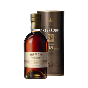 ABERLOUR 18 YEAR OLD WHISKY