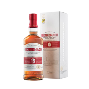BENROMACH 15 YEAR OLD WHISKY