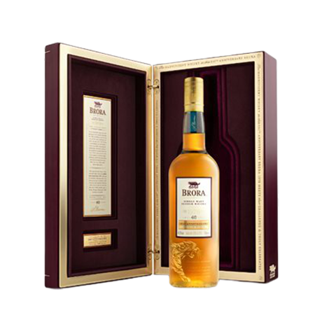 Brora 40 Year Old 200th Anniversary Whisky