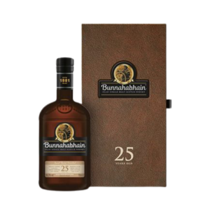 BUNNAHABHAIN 25 YEAR OLD WHISKY