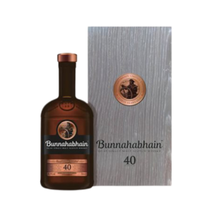BUNNAHABHAIN 40 YEAR OLD WHISKY