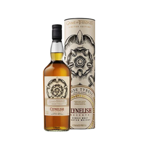 CLYNELISH HOUSE TYRELL GAME OF THRONES WHISKY