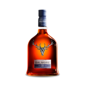 DALMORE 18 YEAR OLD WHISKY