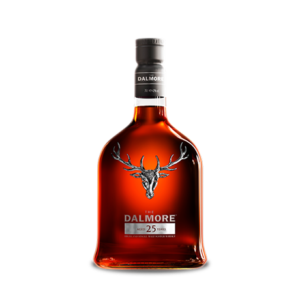 DALMORE 25 YEAR OLD WHISKY