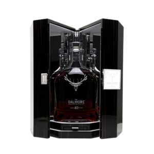 DALMORE 40 YEAR OLD WHISKY