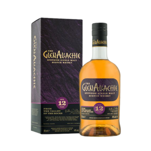 GLENALLACHIE 12 YEAR OLD WHISKY