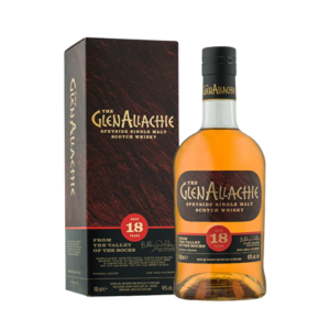 GLENALLACHIE 18 YEAR OLD WHISKY