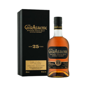 GLENALLACHIE 25 YEAR OLD WHISKY