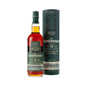 GLENDRONACH 15 YEAR OLD 'REVIVAL' WHISKY