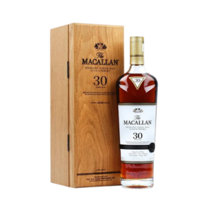 MACALLAN 30 YEAR OLD SHERRY CASK WHISKY