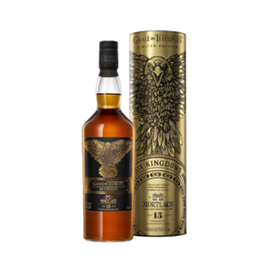 MORTLACH SIX KINGDOMS 15 YEAR OLD WHISKY