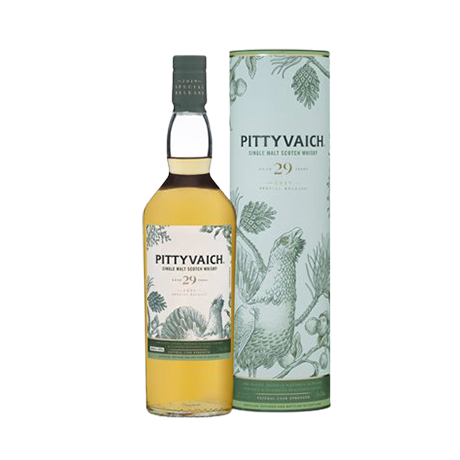 Pittyvaich 29 Year Old Whisky