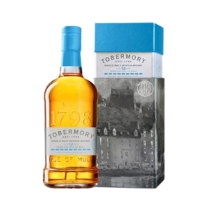 TOBERMORY 12 YEAR OLD FINO CASK WHISKY