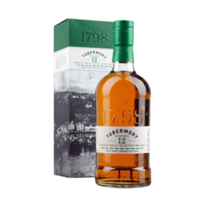 TOBERMORY 12 YEAR OLD WHISKY