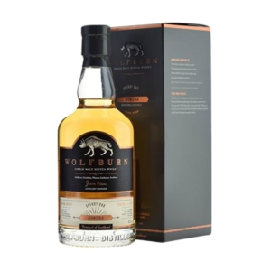 WOLFBURN AURORA SHERRY OAK WHISKY