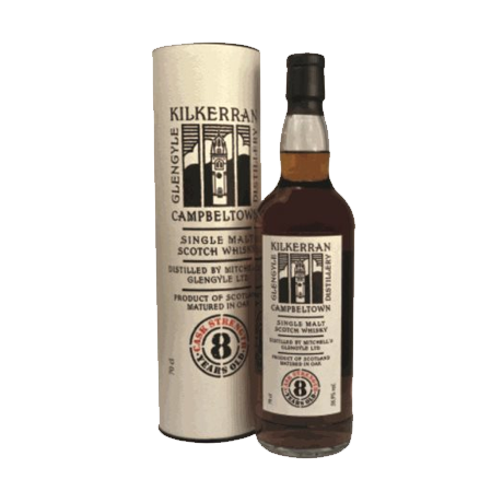Kilkerran 8 Year Old Cask Strength 2021