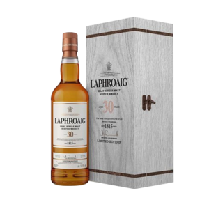 Laphroaig 30 Year Old Whisky 2016 Release