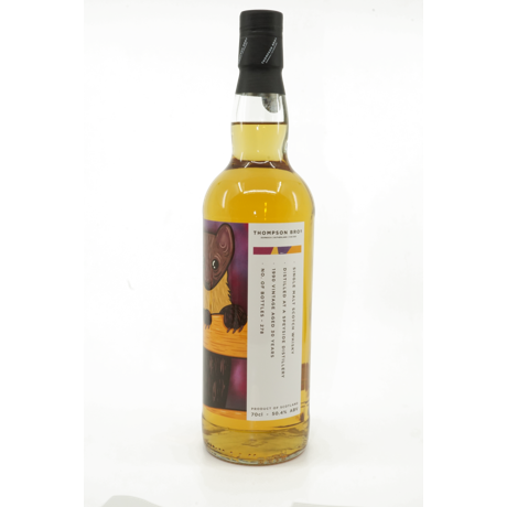 Thompson Bros Mystery Speyside 30 Year Old Whisky