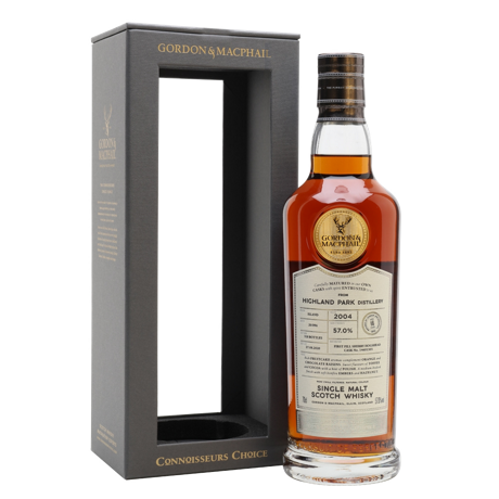 Highland Park Connoisseurs choice 2004 16yo Whisky